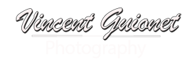 Vincent Guionet Photography Logo