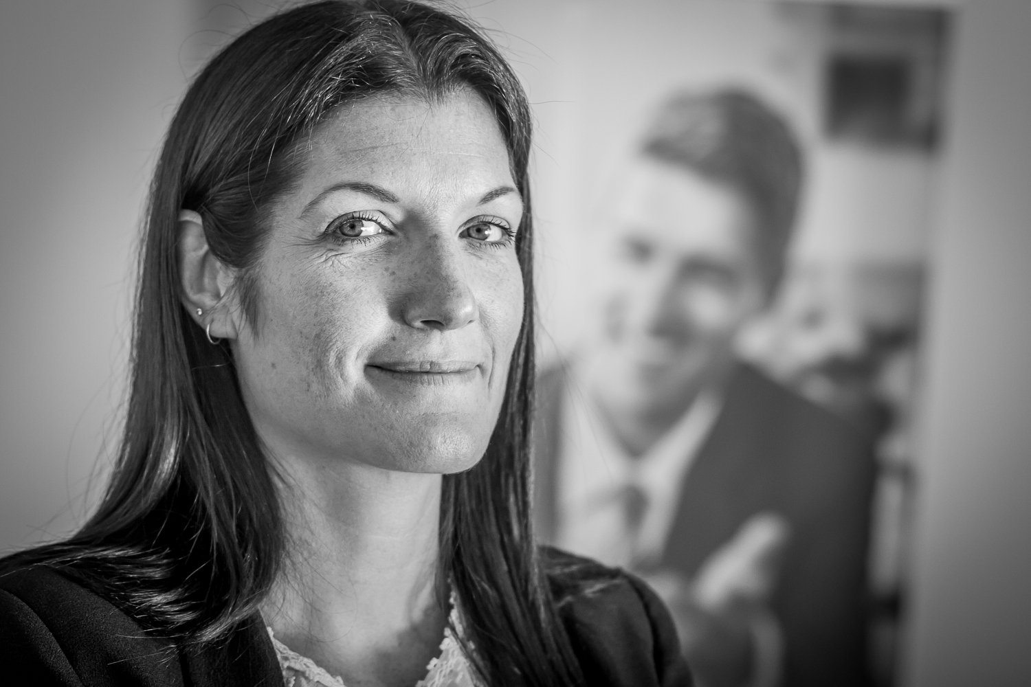 Corporate portrait professionnel Caroline