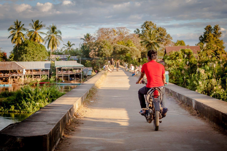 Reportage voyage Cambodge Laos ambiances